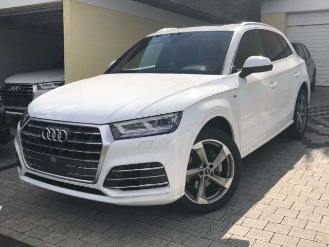 Audi Q5 bei Wexautomiobile