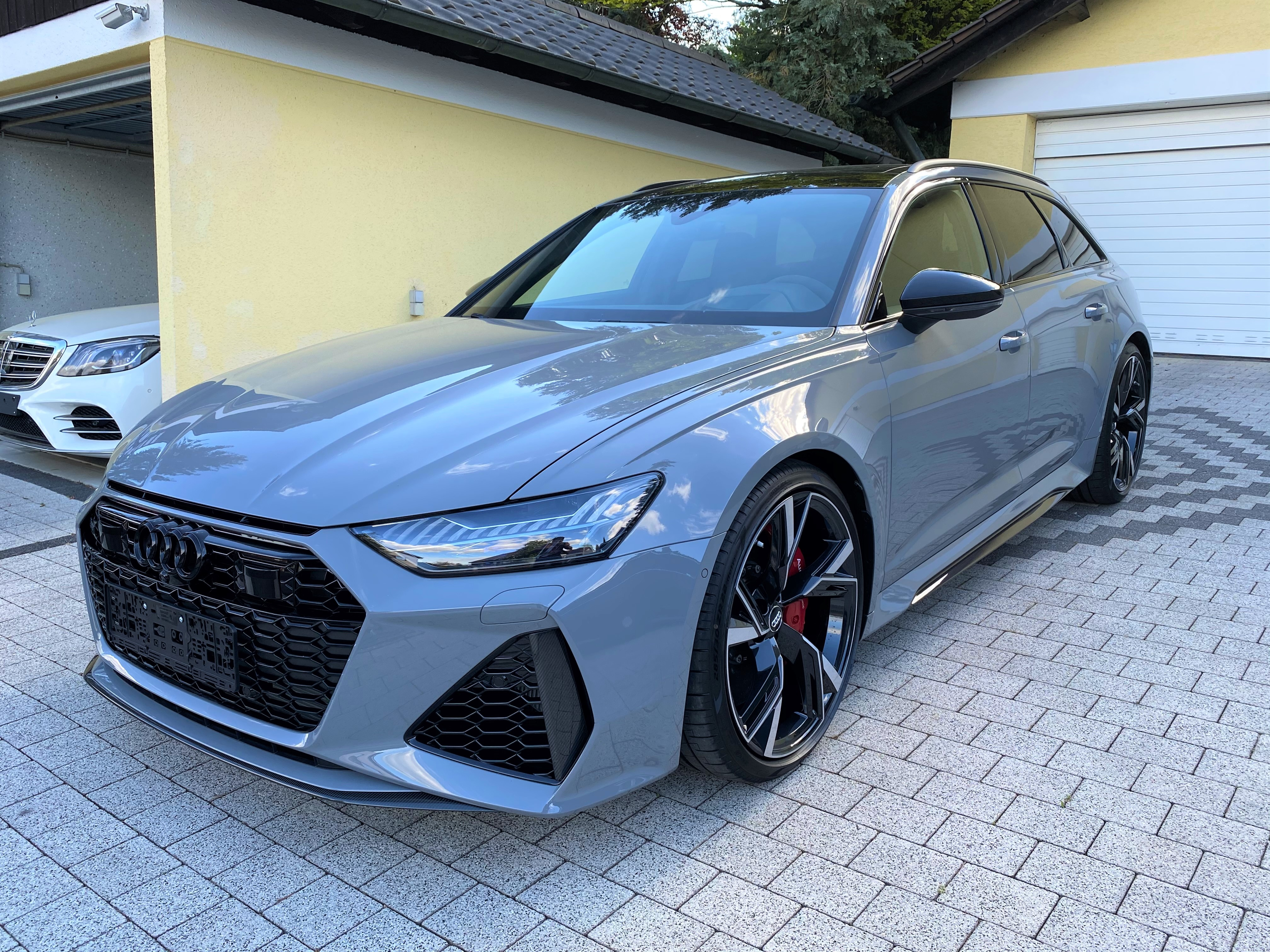 Audi RS 6 bei Wexautomiobile
