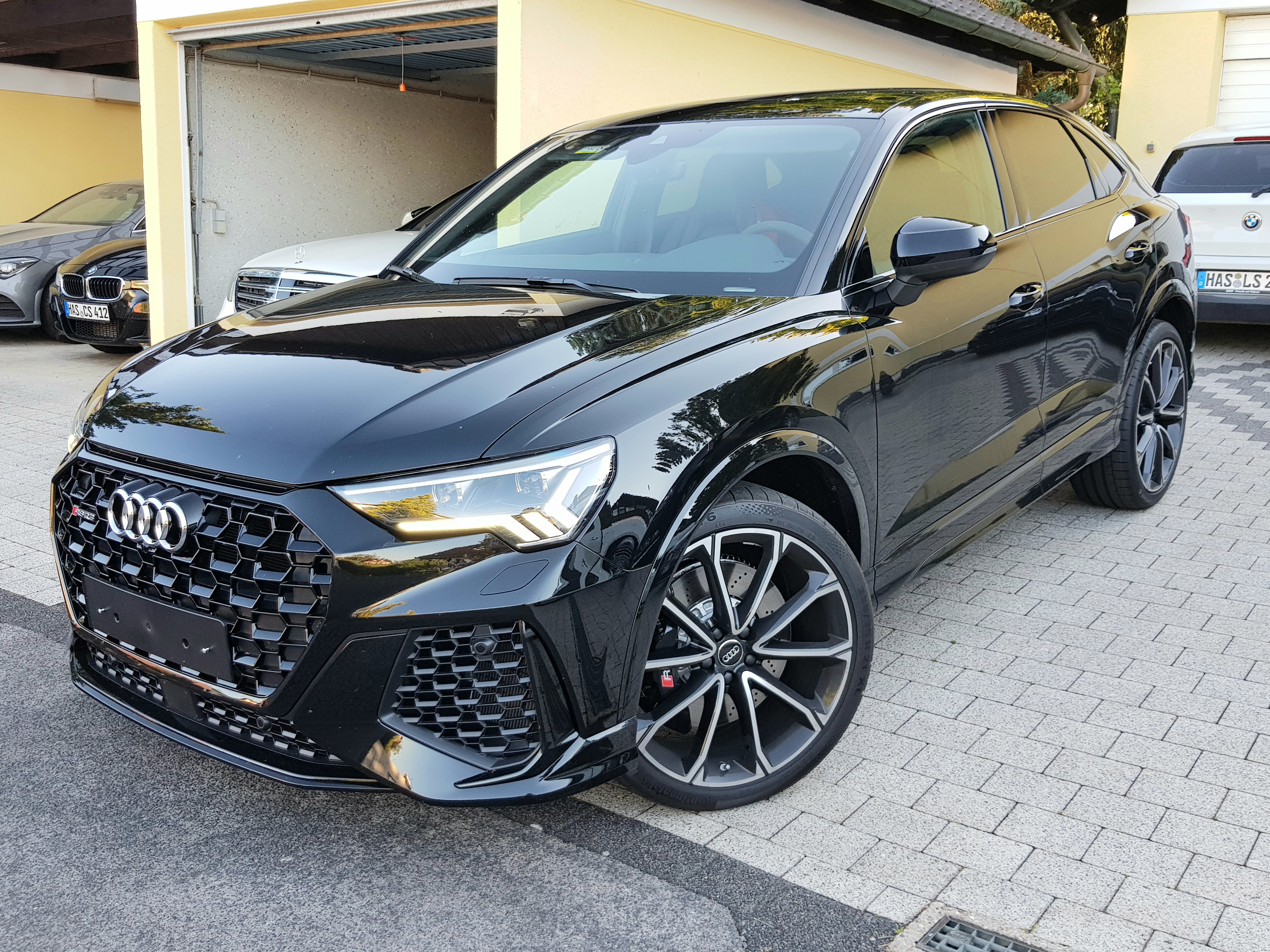 Audi RS Q3  bei Wexautomiobile