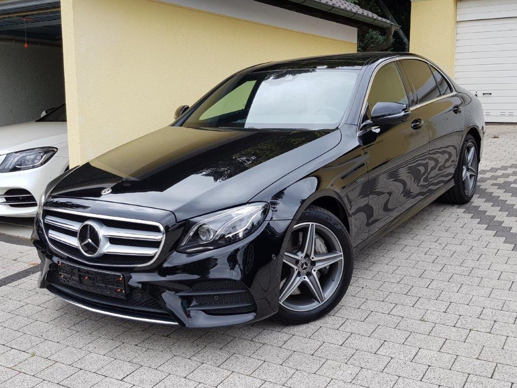 Mercedes-Benz E-Klasse bei Wexautomiobile
