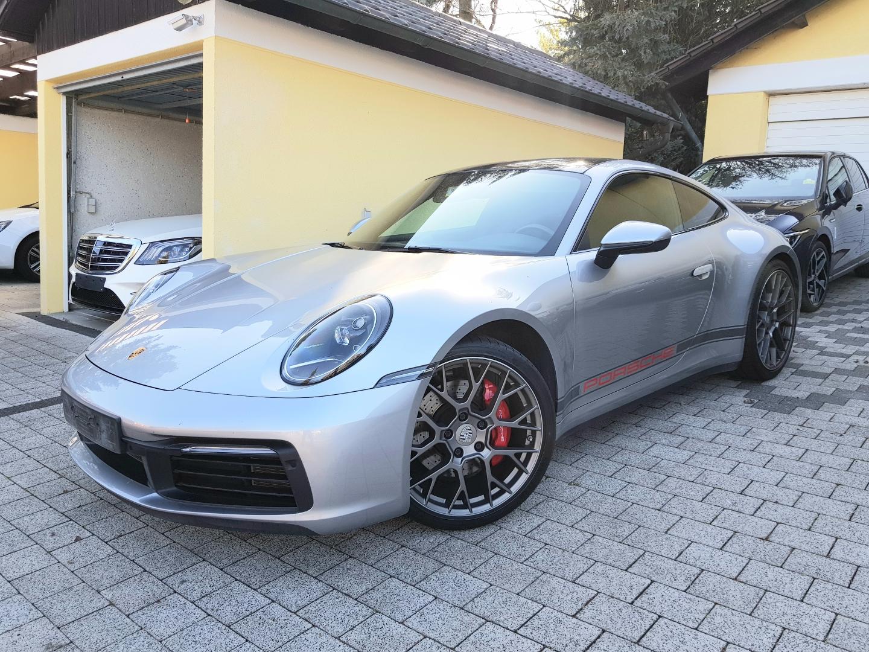 Porsche 992 Carrera bei Wexautomiobile
