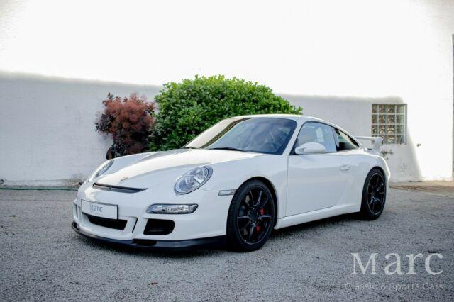 Porsche 997 bei marc sportscars